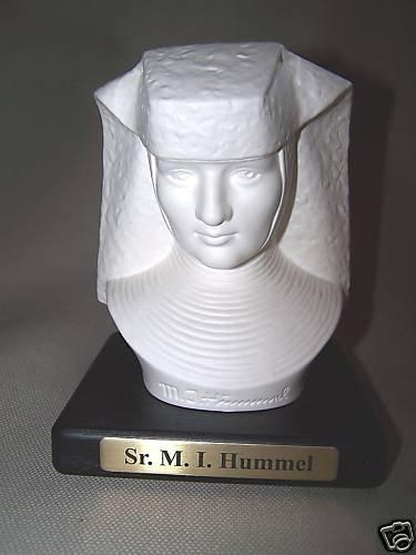 GOEBEL Sister Maria Innocentia Hummel Sculpture New