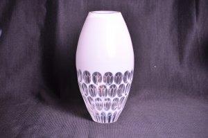 """ROYAL DOULTON Atelier Blanc Vase 10.5"""" Monique Lhuillier New"""