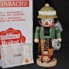 STEINBACH  Chubby Entomologe Nutcracker  S1355 Germany NIB