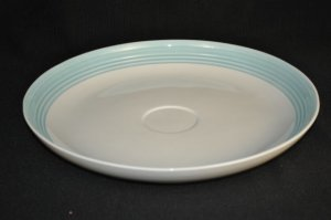 LENOX Tin Can Alley Chip & Dip Round Platter Only New