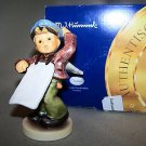 HUMMEL Goebel Big Announcement Figurine HUM 2153 New