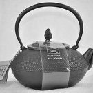 KAFUH Cast Iron Tetsubin Tea Pot Black Hobnail Large 38 fl.oz.  New