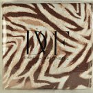 DIANE VON FURSTENBERG DVF Home Urban Jungle King/ California King Duvet Cover New