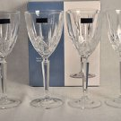 MARQUIS by Waterford Crystal Sparkle Wine Glasses Set/4 NIB