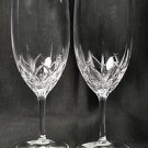 LENOX Kate Spade Willow Glen Avenue Iced Beverage Glasses Set/2 Crystal  New