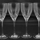 LENOX Kate Spade Willow Glen Avenue Wine Glasses Set/4 Crystal  New