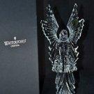 WATERFORD Clear Crystal Angel Of Light Figurine NIB