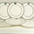 RALPH LAUREN China Spectator Salad Plates Set of 6 New