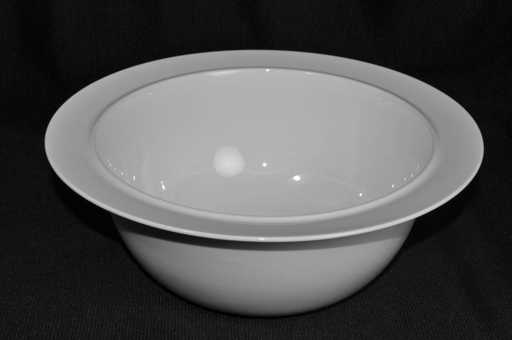 Alessi la bella tavola serving bowl white by ettore - Alessi la bella tavola ...