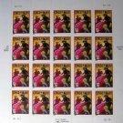 Scott # 3203, Cinco de Mayo Flamenco Sheet, 20 x 32¢