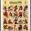 Scott #3068 Atlanta Centennial Olympic, sheet ,20 x 32¢