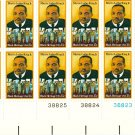 Scott #1771 Martin Luther King 1979 stamp plate block 20 x 15¢