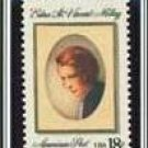 Scott #1926 Edna St. Vincent Millay single stamp 18¢