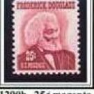Scott #1290b Frederick Douglass - single stamp 25¢