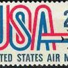 Scott #C81 USA Air Mail single stamp 21¢