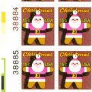 Scott #1800 CHRISTMAS - Santa Claus Christmas tree ornament 1979 stamp plate block 20 x 15¢