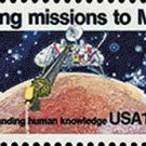 Scott #1759 VIKING MISSION TO MARS – 1978 – single stamp denomination 15¢