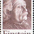 Scott #1774 ALBERT EINSTEIN – 1979 single stamp denomination 15¢