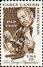 Scott #1754 EARLY CANCER DETECTION - Dr. George Papanicolaou � 1978 single stamp denomination 13¢