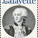 Scott #1716 MARQUIS de LAFAYETTE - American Bicentennial 1977 single stamp denomination: 13¢