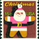 Scott #1800 CHRISTMAS - Santa Claus Christmas tree ornament 1979 single stamp denomination: 15¢