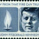 Scott #1246 KENNEDY MEMORIAL 1964 single stamp denomination: 5¢