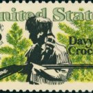 Scott #1330 DAVY CROCKETT - American Folklore 1960 single stamp denomination: 5¢