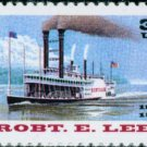 Scott #3091 ROBERT E. LEE – RIVERBOATS single stamp denomination: 32¢