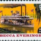 Scott #3092 SYLVAN DELL - RIVERBOATS single stamp denomination: 32¢