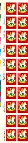Scott #1769 CHRISTMAS � rocking horse 1978 stamp plate block 20 denomination: 15¢