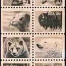 Scott #1889a AMERICAN WILDLIFE 1981 booklet pane of 10 denomination: 18¢