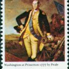 Scott #1704 Washington at Princeton – Bicentennial – 1977 single stamp denomination: 13¢