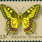 Scott #1712 Butterflies 1977 single stamp denomination: 13¢