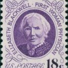 Scott #1399 Elizabeth Blackwell