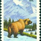 Scott #1923 SAVE MOUNTAIN HABITATE - BEAR 1981