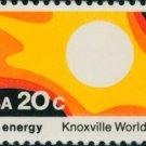 Scott #2006 SOLAR ENERGY 20¢