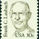 Scott #1864 FRANK C. LAUBACH 1984