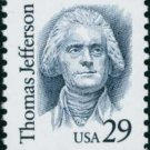 Scott #2185 THOMAS JEFFERSON 1993