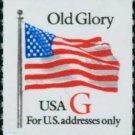 Scott #2892 'G' RATE OLD GLORY - FLAG