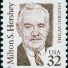 Scott #2933 MILTON S. HERSHEY 1995