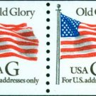 Scott #2889 'G' RATE OLD GLORY - FLAG  1994