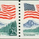 Scott #2280 FLAG OVER YOSEMITE 1988