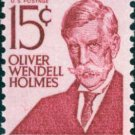 Scott #1288 OLIVER WENDELL HOLMES 1968
