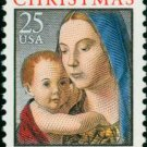 Scott #2514 ANTONELLO - MADONNA & CHILD 1991
