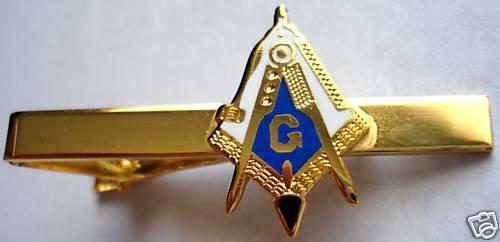 Master Masonic Working Tools Trowel Plumb TIE BAR CLIP