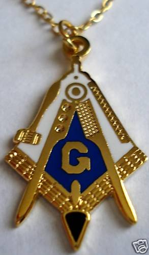 Master Masonic Working Tools Trowel Plumb PENDANT