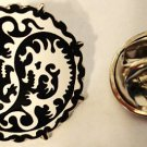 DRAGON YIN YANG MMA UFC DVD Lapel HAT PIN TIE TACK