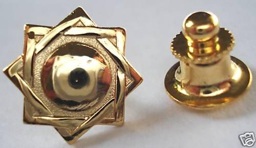 SEAL OF MELCHEZIDEK Symbol LDS Mormon LAPEL PIN