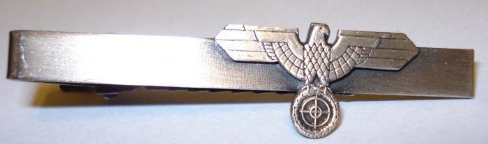 German WW2 Sniper SCOPE Eagle Army Tie Bar Clip