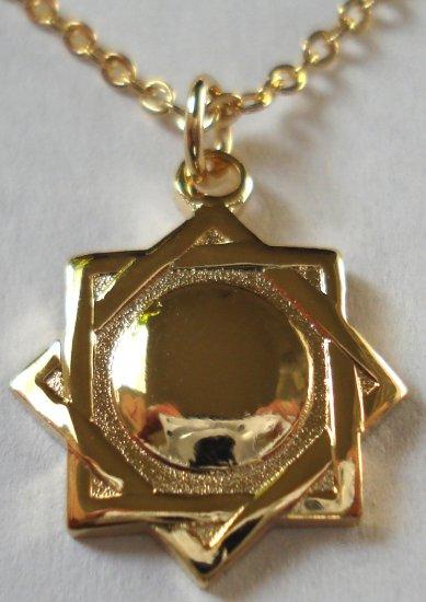 SEAL OF MELCHEZIDEK Symbol LDS Mormon PENDANT NECKLACE